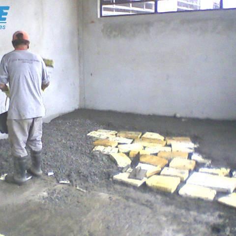 Material Para Concreto Leve